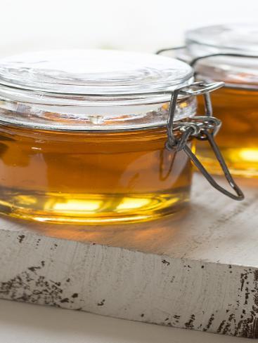 Pine bud syrup